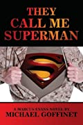 They Call Me Superman by Michael Goffinet