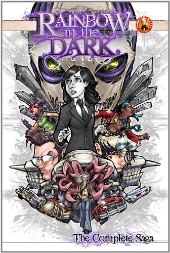 Rainbow in the Dark: The Complete Saga cover