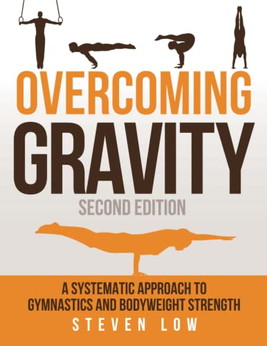Overcoming Gravity Book Cover Picture