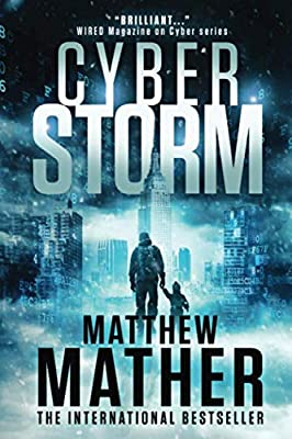 BOOK REVIEW: Cyberstorm by Matthew Mather