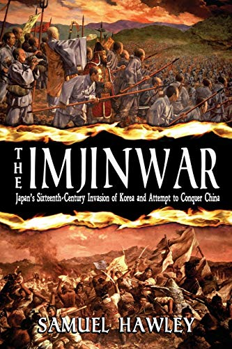 The Imjin War Book Cover Picture