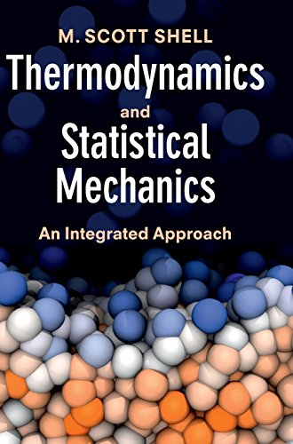 PDF Thermodynamics and Statistical Mechanics An Integrated Approach Cambridge Series in Chemical Engineering