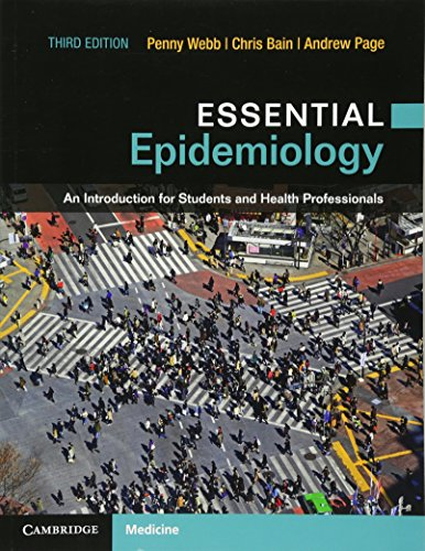 ESSENTIAL EPIDEMIOLOGY, 3E (PB)