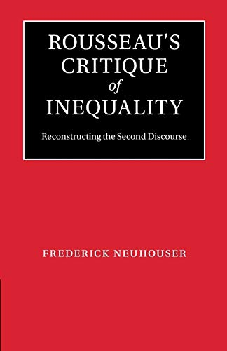 Rousseau's Critique of Inequality