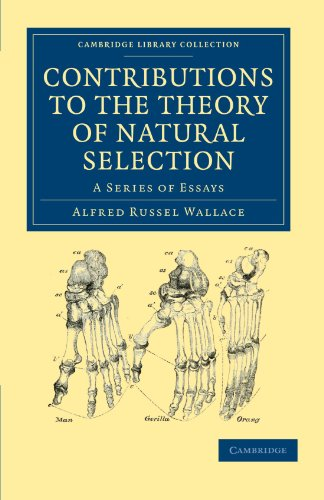 PDF Contributions to the Theory of Natural Selection A Series of Essays Cambridge Library Collection Darwin Evolution and Genetics