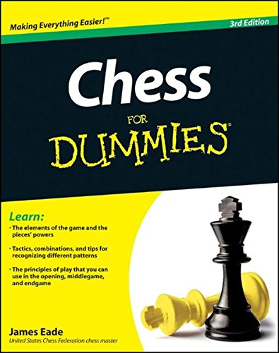 Chess For Dummies (For Dummies (Lifestyles Paperback))