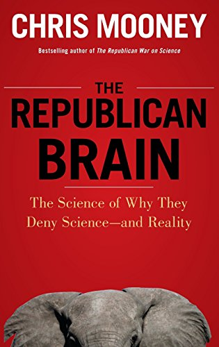 The Republican Brain Book Cover Picture