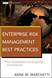 Enterprise risk management best practices [electronic resource] : from assessment to ongoing compliance