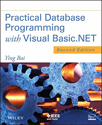 PDF Practical Database Programming with Visual Basic NET 2nd edition