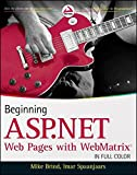 Beginning ASP.NET Web pages with WebMatrix [electronic resource]