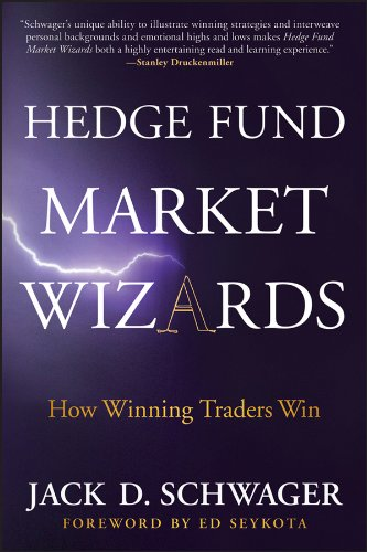 Hedge Fund Market Wizards Book Cover Picture