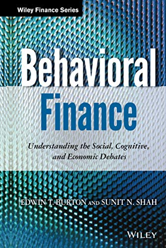 PDF Behavioral Finance Understanding the Social Cognitive and Economic Debates