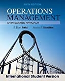Operations Management: An Integrated Approach, International Student Version