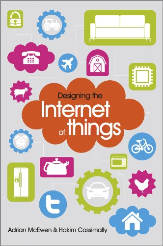 Designing the Internet of Things - Adrian McEwen, Hakim Cassimally