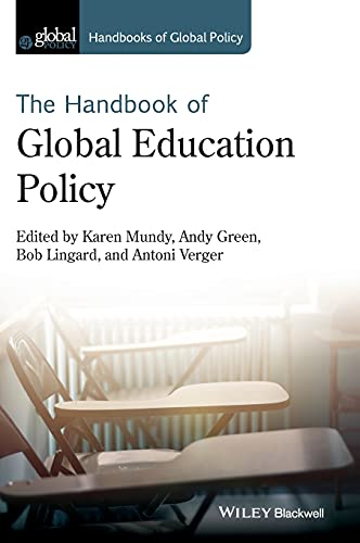 PDF Handbook of Global Education Policy HGP Handbooks of Global Policy