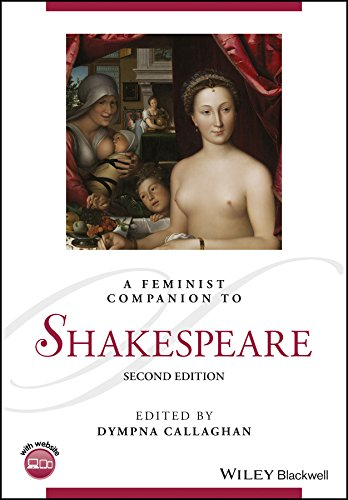 PDF A Feminist Companion to Shakespeare Blackwell Companions to Literature and Culture