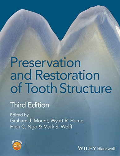 PRESERVATION AND RESTORATION OF TOOTH STRUCTURE,3ED