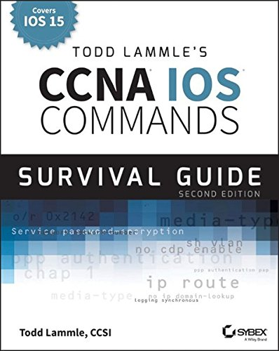CCNA Routing and Switching Complete Study Guide Todd Lammle