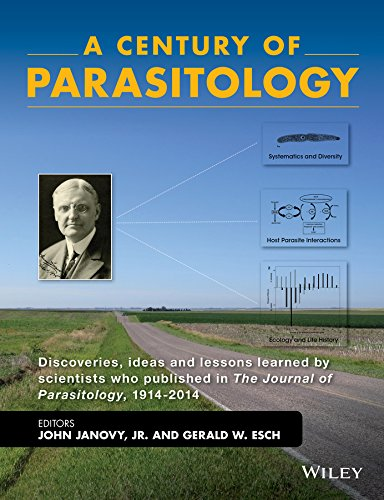 A CENTURY OF PARASITOLOGY (HB 2016), 1ED