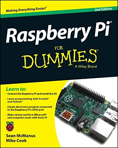 Raspberry Pi For Dummies - Sean McManus