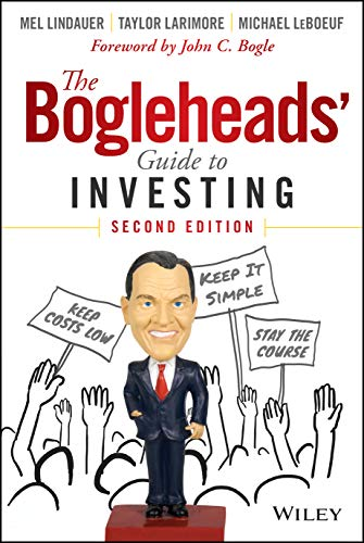 The Bogleheads' Guide to Investing Book Cover Picture
