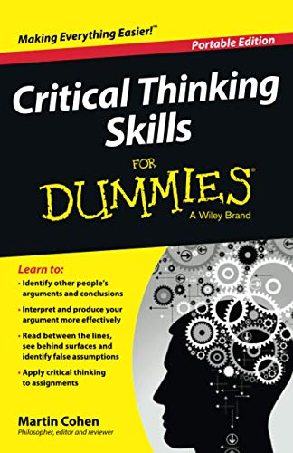 critical thinking pdf ebook