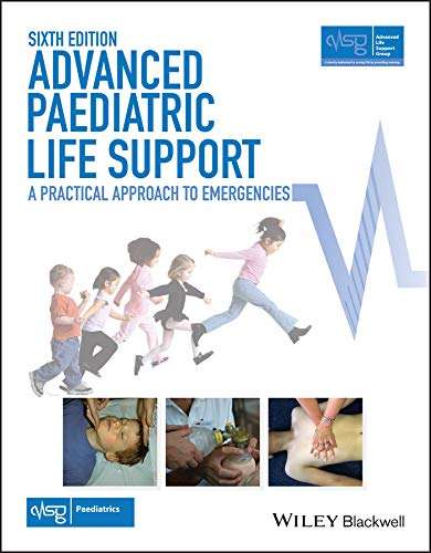 ADVANCED PAEDIATRIC LIFE SUPPORT,6ED