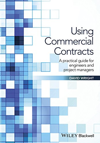 PDF Using Commercial Contracts A Practical Guide for Engineers and Project Managers