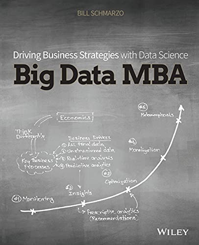 Big Data MBA: Driving Business Strategies with Data Science - Bill Schmarzo