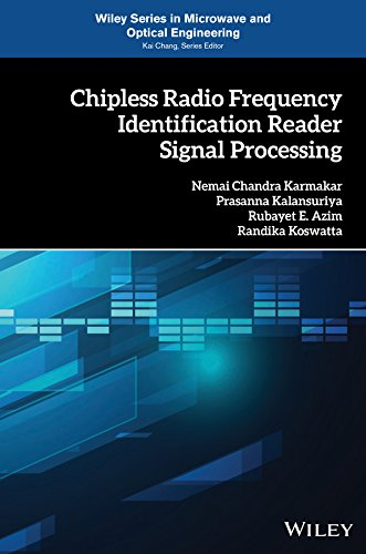 PDF Chipless Radio Frequency Identification Reader Signal Processing Wiley Series in Microwave and Optical Engineering