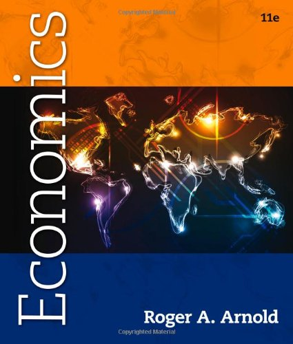 Economics (with Videos: Office Hours Printed Access Card), Arnold, Roger A.