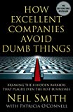 Buy How Excellent Companies Avoid Dumb Things: Breaking the 8 Hidden Barriers that Plague Even the Best Businesses from Amazon