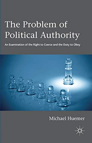 The Problem of Political Authority Book Cover Picture