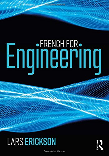 French for engineering |