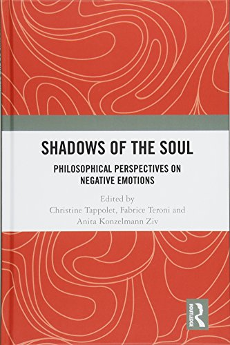 Shadows of the Soul by Christine Tappolet, Fabrice Teroni and Anita Konzelmann Ziv (Editors)