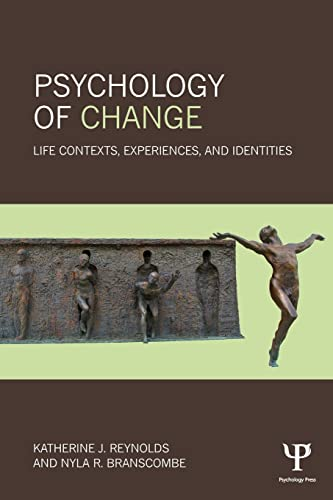 PDF Psychology of Change Life Contexts Experiences and Identities