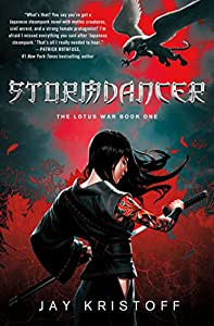 BOOK REVIEW: Stormdancer by Jay Kristoff