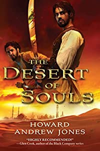 REVIEW: The Desert of Souls by Howard Andrew Jones