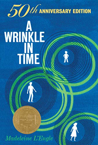 A Wrinkle in Time: 50th Anniversary Commemorative Edition (A Wrinkle in Time Quintet), L'Engle, Madeleine