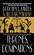 Thrones, Dominations by Dorothy L. Sayers�and Jill Paton Walsh