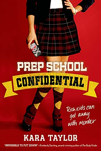 Prep School Confidential cover