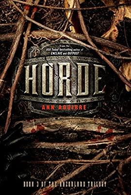 "Cover & Synopsis: ""Horde"" by Ann Aguirre"