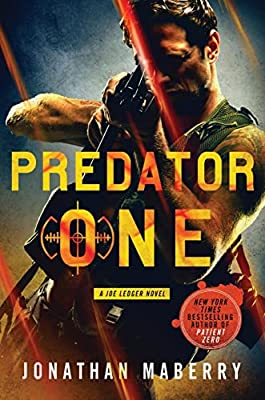 Cover & Synopsis: PREDATOR ONE by Jonathan Maberry