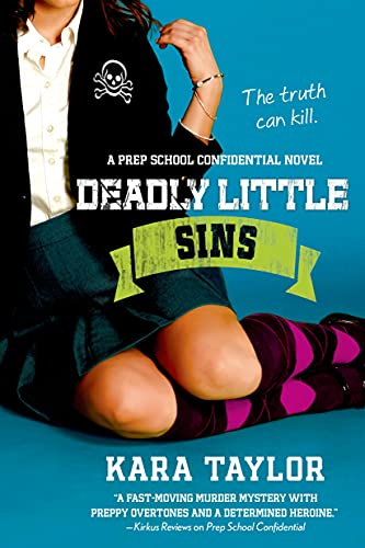 Deadly Little Sins cover