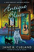 Antique Blues by Jane K. Cleland