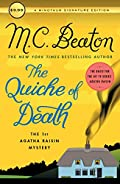 The Quiche of Death by M. C. Beaton