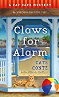 Claws for Alarm by Cate Conte