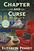 Chapter and Curse by Elizabeth Penney