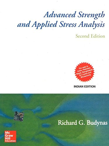 ADVANCE STRENGTH & APPLIED STRESS ANALYSIS,2ED