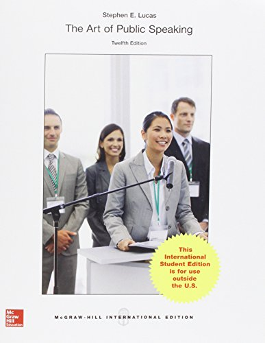 ART OF PUBLIC SPEAKING (THE), 12E